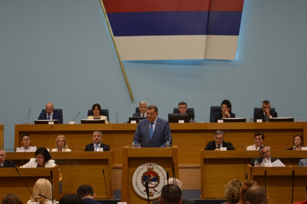 Dodik: Most na Savi kod Gradiške vitalni interes RS i BiH /VIDEO/