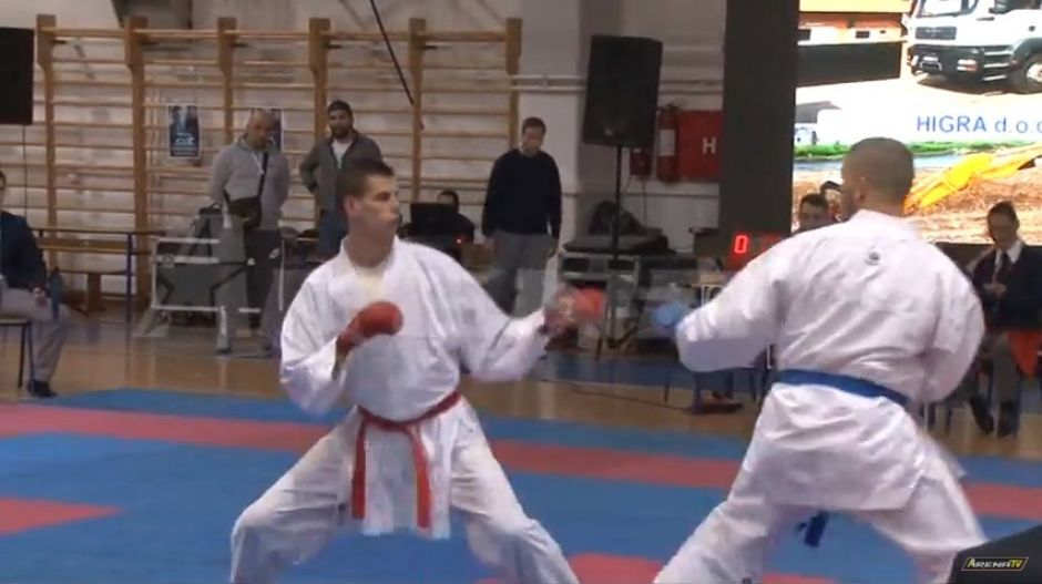 "Održan karate turnir ""Dragiša Jović"" /VIDEO/"