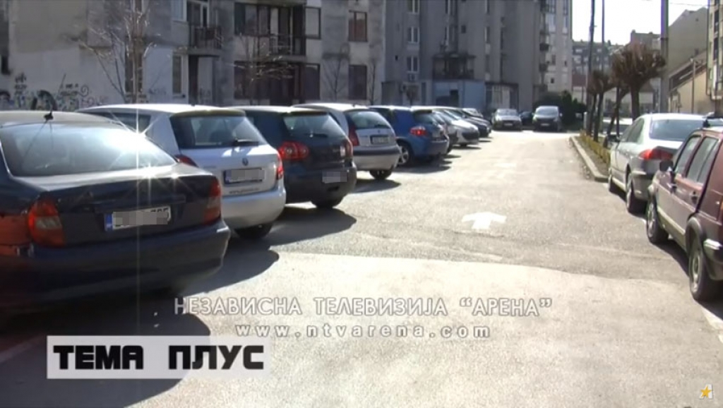 Rastu prihodi od naplate parkinga /VIDEO/
