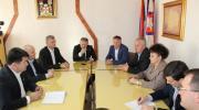 Lopare: Poslanici SDS-a i opštinsko rukovodstvo o razvojnim projektima