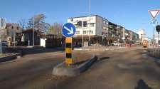 U toku asfaltiranje 11. kružnog toka u Bijeljini /VIDEO/