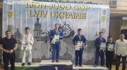 Ivan Čolić osvojio bronzanu medalju na Medjunarodnom džudo turniru Lviv u Ukrajini