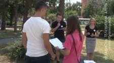 """Udruženje """"Siguran korak"""" obilježilo Međunarodni dan mladih /VIDEO/"""