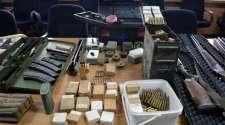 """Akcija """"Kurir"""": Pronađena veća količina naoružanja i više od 6.000 komada tableta /FOTO/"""