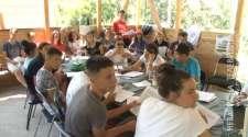 """Omladinski kamp """"Zapali aktivizam"""" okupio 30 učesnika /VIDEO/"""