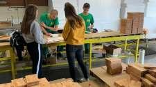 Srednjoškolci zamijenili školske klupe radnim mjestom