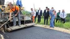 Novi asfalt u Milinom Selu povezaće Lopare sa Bijeljinom