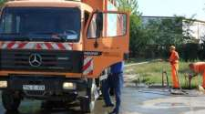 Pranje ulica po potrebi