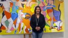 Otvorena izložba slika Natalije Cimeše