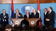 Beograd traži saradnju dva srpska bloka