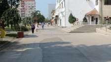 Rekonstrukcija pješačkih zona u Gradu