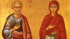 Danas su Sveti Joakim i Ana
