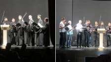 Koncert hora Škole crkvenog pojanja iz Novog Sada