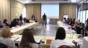 """Trening polaznice Projekta """"Ženske ruke – ženski biznis"""" /VIDEO/"""