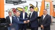 Salcburg donirao Loparama komunalno vozilo
