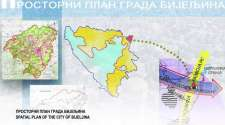 Nagrađena ideja Prostornog plana Grada Bijeljina