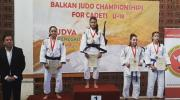 Vanja Macan osvojila bronzanu medalju na Balkanskom prvenstvu
