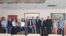 Pomoć Ministarstva u izgradnji turističko-rekreativnog centra na Majevici /FOTO/